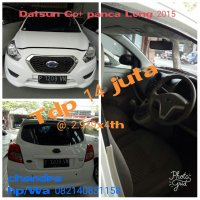 Jual Datsun Go+ Panca long2015(TDp18)Gratis Mutasi