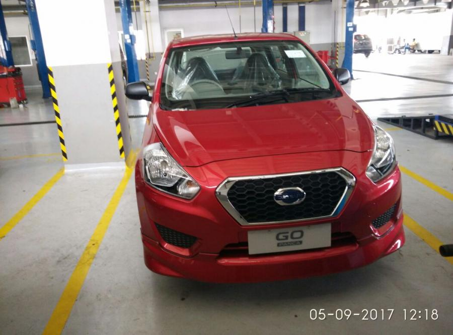 GO: DP 8,6 juta Datsun T Active - MobilBekas.com