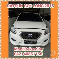 DATSUN GO+ T OPTION LONG 2015#MobilBekasSby