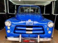 Jual DODGE Pick Up 5323 2500 cc Tahun 1948 Biru