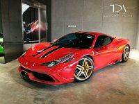 Jual Ferrari 458 Speciale - 2014, Top Condition