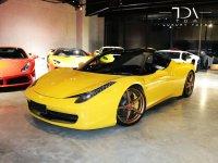 Jual Ferrari 458 Italia - 2011, Top Condition