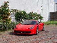 Jual 458 Italia: Ferrari 458italia tahun 2011