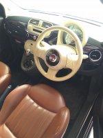 DIJUAL FIAT 500 LOUNGE Tahun 2014
