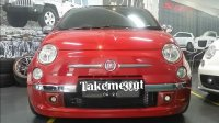500 lounge 1.4: Fiat 500 Lounge Cabriolet softtop Like New (image.jpeg)