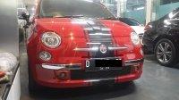 Jual Abarth: Fiat 500c Cabriolet Km rendah seperti baru