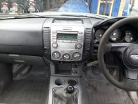 Ranger Pick Up: Jual Cepat Mobil Ford Ranger Tahun 2008 milik perusahaan (Dashboard.jpg)
