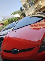 Jual Ford fiesta 1.6. sport tahun 2012 red ferarri
