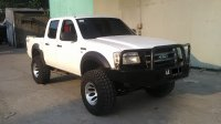 Jual ford ranger double cabin 2009 pajak hidup