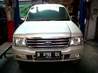 Di jual Ford Everest