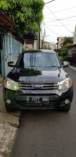 Jual Ford Everest 2014 Automatic