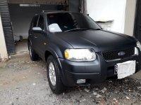 Jual Escape: Ford Escap 2005 hitam