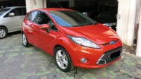 Jual Ford Fiesta S Automatic 2010