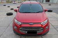 Jual 2014 Ford Ecosport TITANUM sunroof Matic mint Murah DP 28jt
