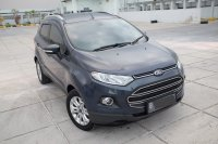 2014 Ford Ecosport TITANUM  abu sunroof Matic Antik  Murah DP 28jt