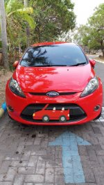 Jual Ford fiesta trend 2011 manual 1.4