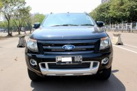 Jual Ford Ranger Wildtrack 4x4 AT Hitam 2014