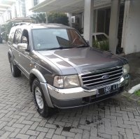 Jual Ford Everest MT 4x4 2005