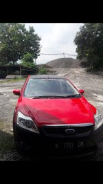 Jual Ford focus limited red edition
