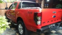 Jual Ranger Double Cabin: Ford Ranger WildTrack 4x4 AT 2014 Istimewa