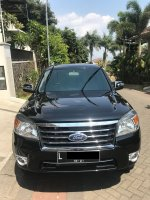 Jual Ford Everest XLT SUV 2011 Manual Hitam - Istimewa