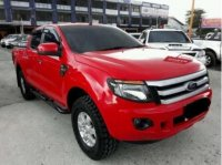 Jual Ford Ranger double cabin XLS 4X4 turbo siap pake