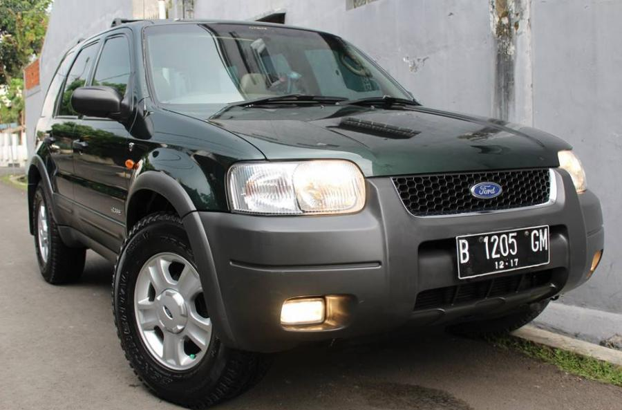 Ford Escape 4x4 Matic Sunroof 2003 - MobilBekas.com