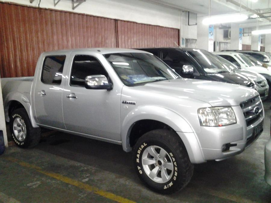Jual Ford Ranger XLT double cabin 4x4 Manual Tahun 2007 ...