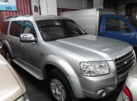 Jual Ford Everest 2,5 diesel TDCI Xlt 4x2 Manual Tahun 2007 Silver Met