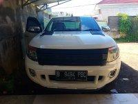 Jual 2014/2015 Ford Ranger XLT 3.2 + (Modifikiasi 100jt)