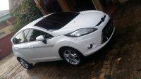 Jual Ford fiesta type S 1.6 warna putih tahun 2012