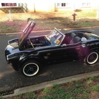 Jual Ford shelby: marvia mustang cobra