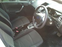 Ford New Fiesta 1.5 Trendy Automatic Th.2013  (7.jpg)