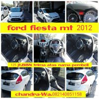 Jual #FordFiesta manual2012(Tdp 27)#paketkredit