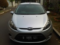 Jual Ford Fiesta Trend 1.4cc Automatic Th.2012