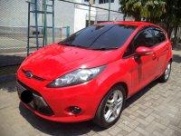 Jual Ford Fiesta 1.6S AT Merah 2013