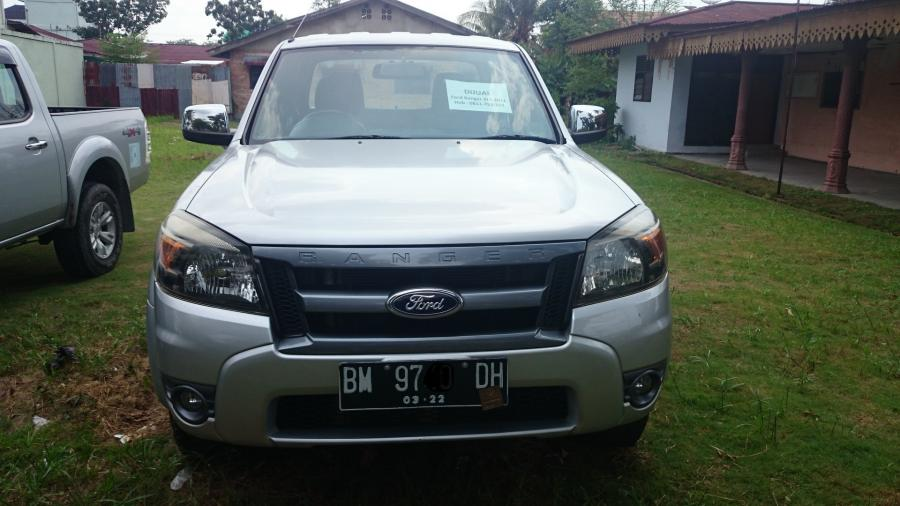 Ranger Double Cabin: Ford Ranger XLT Limited 2.5 with dual ...