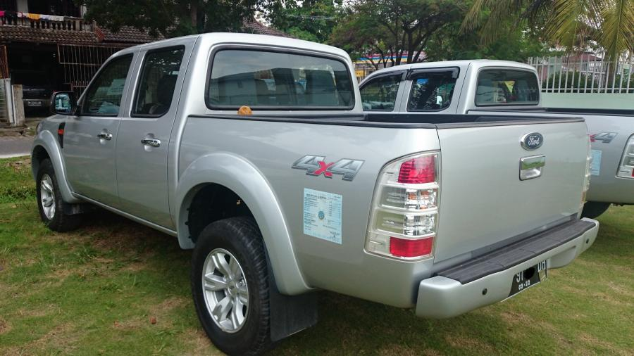 Ranger Double Cabin Ford Ranger Xlt Limited 2 5 With Dual