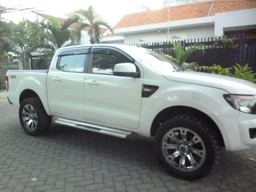 Ranger Double Cabin: All New Ford Ranger XLS 2.2L 4WD ...