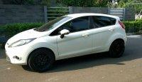 DIJUAL Ford Fiesta 1.4 Trend MT 2013 White