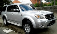 Jual Ford Everest XLT / TDCI 4x2 Manual