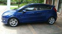 Ford Fiesta S Limeted Blue Edition Tangan 1 Dari Baru (DSC07859.JPG)