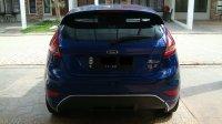 Ford Fiesta S Limeted Blue Edition Tangan 1 Dari Baru (DSC07900.JPG)