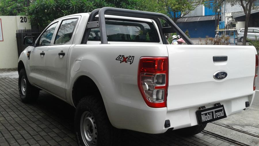 Ranger Double Cabin: All New Ford Ranger 4X4 Tahun 2012 ...