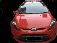 Jual Ford Fiesta Orange Metalik 2011