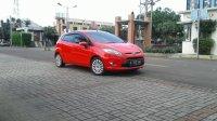 Jual 2012 Ford Fiesta Trend 1.4 L AT TDP 12 juta bawa balik Gan