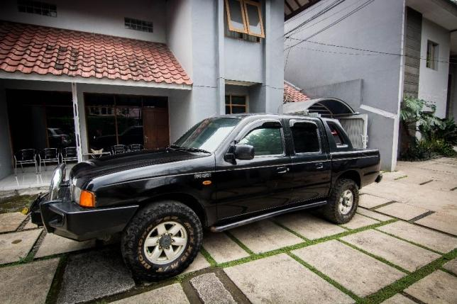 Ranger Double Cabin: Dijual Ford Ranger Double-cab 4x4 ...