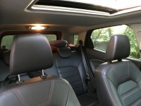 Jual 2014 Ford EcoSport AT 1.5 Titanium SUV, Mars Red