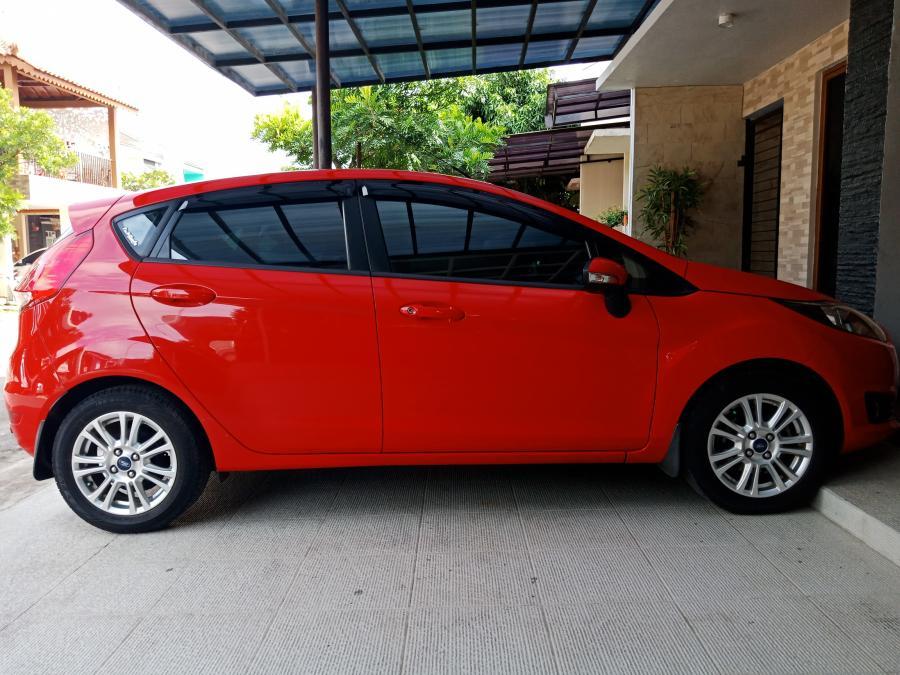 Jual Ford Fiesta Merah Trend 1.5L Matic 2013 Akhir ( New ...