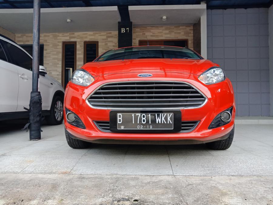 Jual Ford Fiesta Merah Trend 1.5L Matic 2013 Akhir ( New Model ... Ford Fiesta Matic Tidak Bisa Mundur on